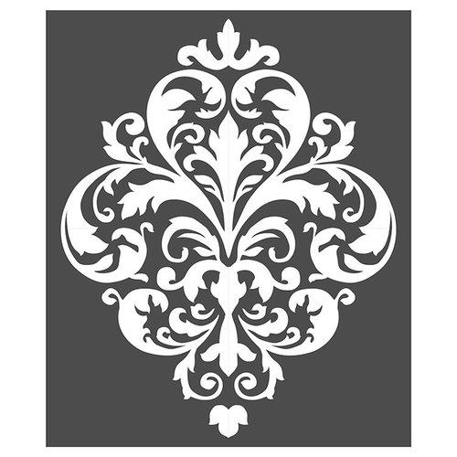 Prima - Re-Design Collection - Stencils - Large Damask
