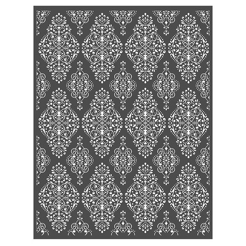 Prima - Re-Design Collection - Stencils - French Damask