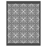 Prima - Re-Design Collection - Stencils - French Trellis