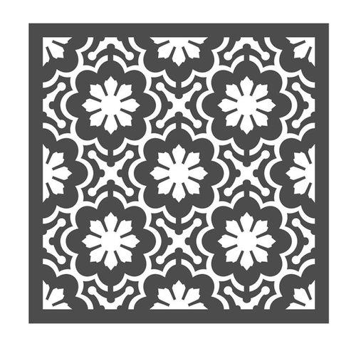 Re-Design - Stencils - Dainty Fleur