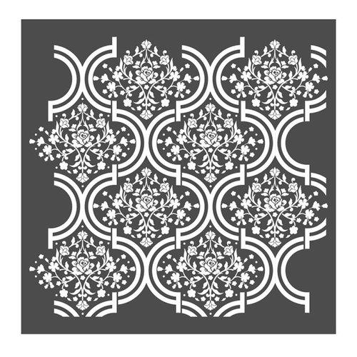 Prima - Re-Design Collection - Stencils - Regal Garden