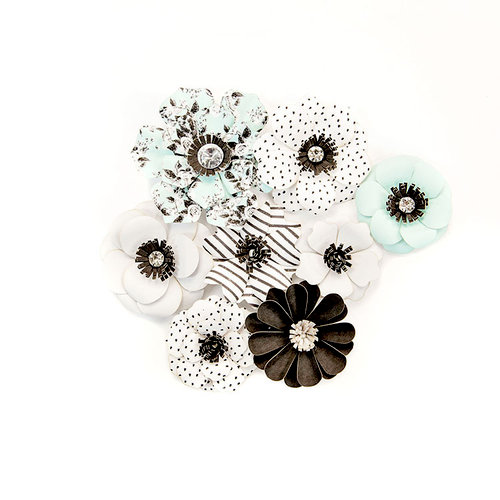 Prima - Flirty Fleur Collection - Flower Embellishments - Dreamer