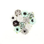 Prima - Flirty Fleur Collection - Flower Embellishments - Adoration