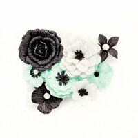 Prima - Flirty Fleur Collection - Flower Embellishments - Perfect Day