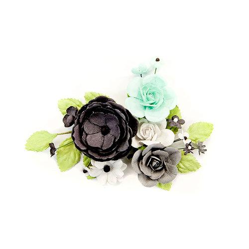 Prima - Flirty Fleur Collection - Flower Embellishments - Stories