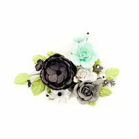 Prima - Flirty Fleur Collection - Flower Embellishments - Stories