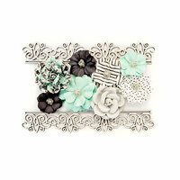 Prima - Flirty Fleur Collection - Flower Embellishments - Simple Things