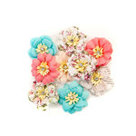 Prima - Misty Rose Collection - Flower Embellishments - Walden