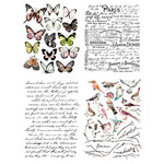 Prima - Re-Design Collection - Transfer - Parisian Butterflies