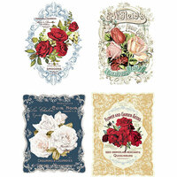 Re-Design - Transfer - Wild Roses
