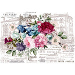 Prima - Re-Design Collection - Transfer - Imperial Garden