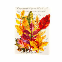 Prima - Leaf Embellishments - Fall Solstice