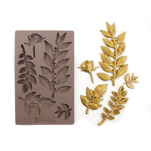 Re-Design - Mould - Leafy Blossoms