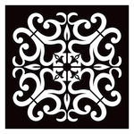 Prima - Re-Design Collection - Paver Stencil - Valentina