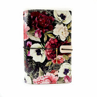 Prima - My Prima Planner Collection - Travelers Journal - Cover - Midnight Garden