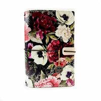 Prima - My Prima Planner Collection - Travelers Journal - Cover - Midnight Garden