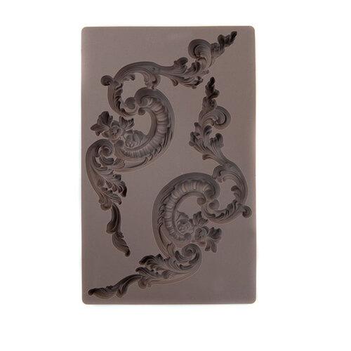 Re-Design - Mould - Italian Villa Scrolls