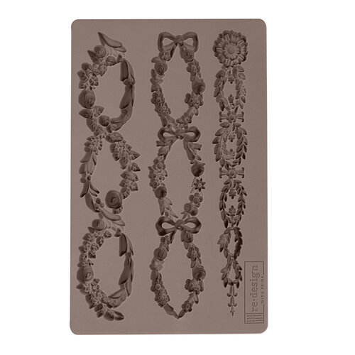 Re-Design - Mould - Floral Chain