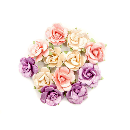 Prima - Moon Child Collection - Flower Embellishments - Gamma-Ray