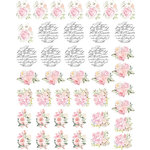 Prima - Re-Design Collection - Knob Transfer - May Flowers