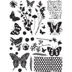 Prima - Re-Design Collection - Transfer - Papillon