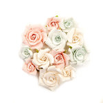 Prima - Poetic Rose Collection - Flower Embellishments - Fairytales