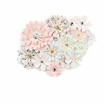 Prima - Poetic Rose Collection - Flower Embellishments - Magical Melody