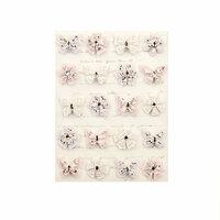 Prima - Poetic Rose Collection - Flower Embellishments - Sonata
