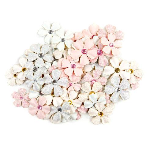 Prima - Poetic Rose Collection - Flower Embellishments - Allegria