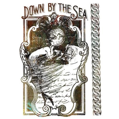 Re-Design - Decor Transfers - Down By The Sea