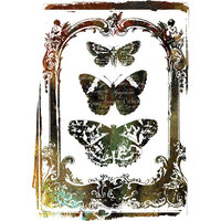 Re-Design - Decor Transfers - Butterfly Frame