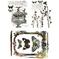 Maisie and Willow - Decor Transfers - Steampunk II