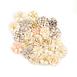 Prima - Spring Farmhouse Collection - Flower Embellishments - Our Farmhouse