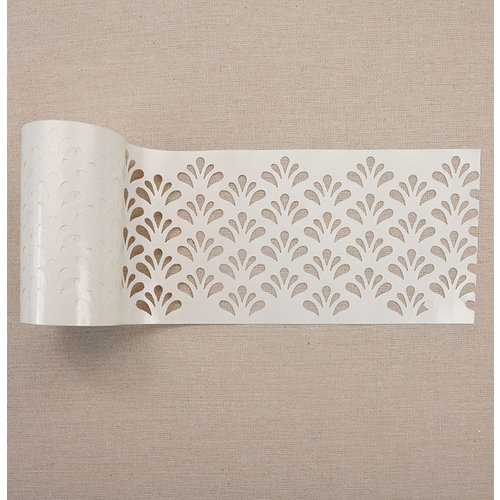 Re-Design - Stick and Style Stencil Roll - Eastern Fountain