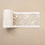 Prima - Re-Design Collection - Stick and Style Stencil Roll - Tea Rose Garden