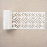 Prima - Re-Design Collection - Stick and Style Stencil Roll - Calypso Lattice