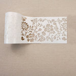 Prima - Re-Design Collection - Stick and Style Stencil Roll - Cornelle Garden