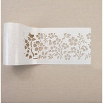 Prima - Re-Design Collection - Stick and Style Stencil Roll - Royal Ann Garden