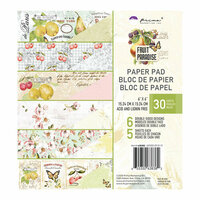 Prima - Fruit Paradise Collection - 6 x 6 Paper Pad