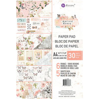 Prima - Apricot Honey Collection - A4 Paper Pad