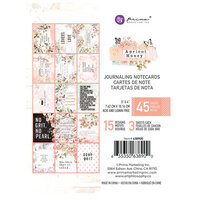 Prima - Apricot Honey Collection - 3 x 4 Journaling Cards