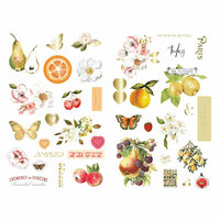 Prima - Fruit Paradise Collection - Chipboard