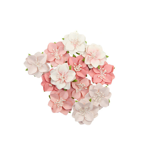 Prima - Fruit Paradise Collection - Flower Embellishments - Ripe Berry