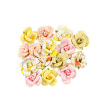 Prima - Fruit Paradise Collection - Flower Embellishments - Tart Apple