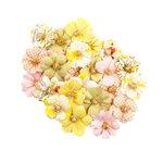 Prima - Fruit Paradise Collection - Flower Embellishments - Kiwi Lime