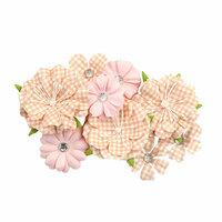 Prima - Fruit Paradise Collection - Flower Embellishments - Guava Nectar