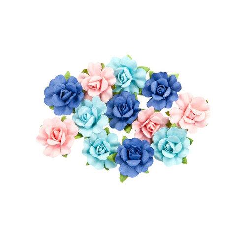Prima - Golden Coast Collection - Flower Embellishments - Malibu Paradise