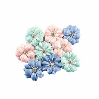 Prima - Golden Coast Collection - Flower Embellishments - Newport Bliss