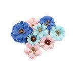 Prima - Golden Coast Collection - Flower Embellishments - Ocean Pier