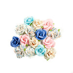 Prima - Golden Coast Collection - Flower Embellishments - Golden Coast